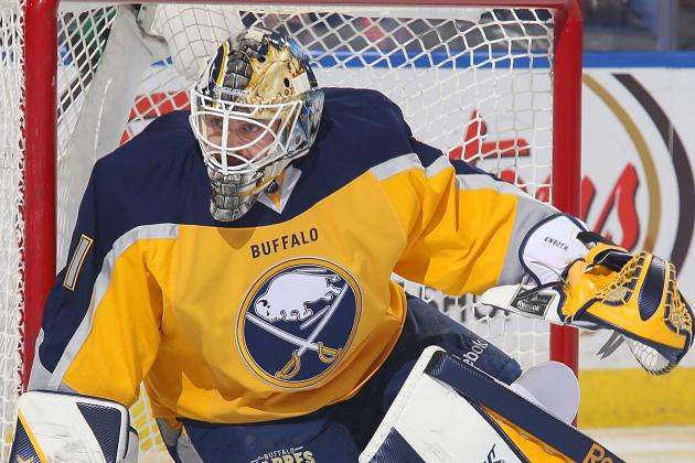 Finding Offense, Naming a No. 1 Goalie Are Among the Sabres 5 Questions