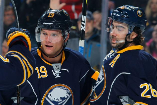 Buffalo Sabres Projected 2014-15 Lineup, Fantasy Hockey Preview