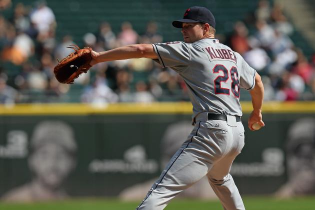 Indians' Corey Kluber Records 8th Double-Digit Strikeout Game of Season
