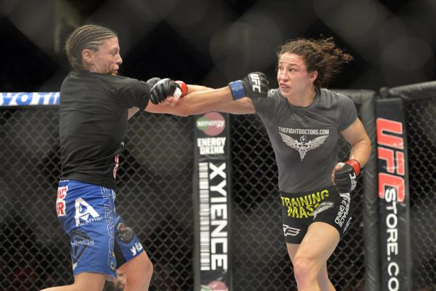 Judging the Judges: Did Sara McMann Beat Lauren Murphy at UFC Fight Night 47?