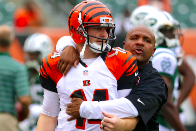Andy Dalton Proving He Deserved Extension, but Consistency Still Biggest Concern