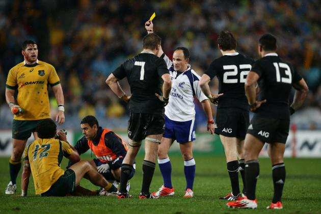 All Blacks to Work on Discipline
