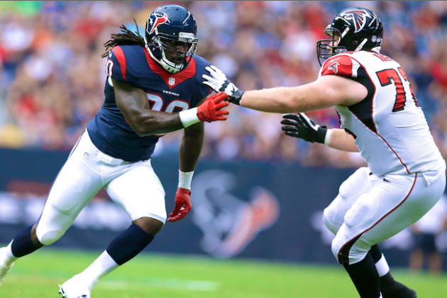 Jadeveon Clowney as Good as Advertised in Houston Texans Defense