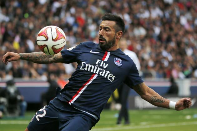 Liverpool Transfer News: Ezequiel Lavezzi Deal Wouldn't Suit Reds' Requirements