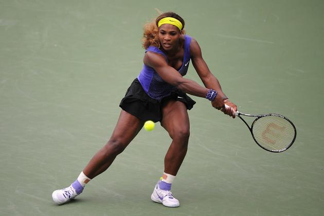 Williams vs. Ivanovic Cincinnati Masters 2014 Final: Live Score and Highlights