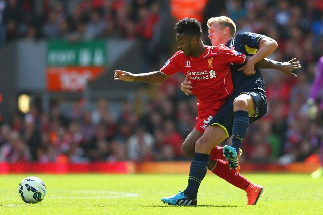 Sterling, Sturridge Strike but Liverpool Lack Spark of Luis Suarez