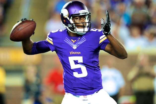 Matt Cassel Still Good Bet to Beat Teddy Bridgewater in Vikings' QB Competition