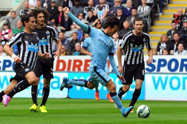 Newcastle vs. Manchester City: Score, Grades and Reaction from Premier League