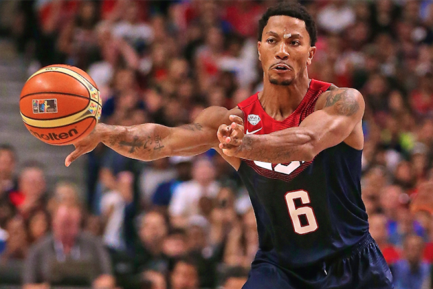 How Far Can Pure Talent Take Team USA in FIBA World Cup of Basketball?