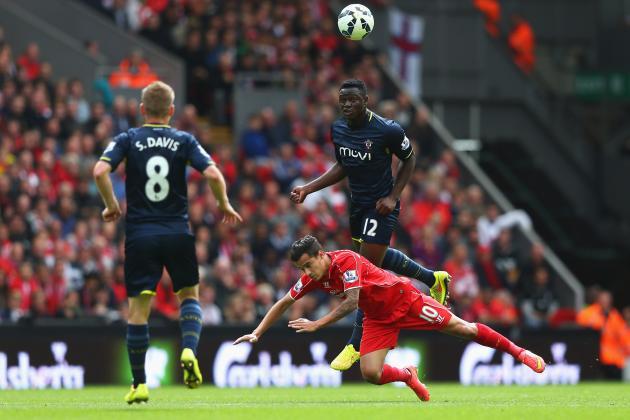 Film Focus: Liverpool Squeeze Past Koeman's Stubborn, Organised Southampton