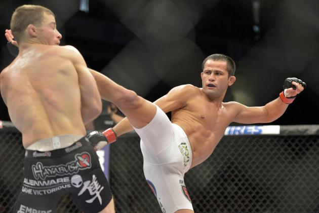 UFC Fight Night 47 Results: Jussier Formiga Is Not Ready for a Title Shot