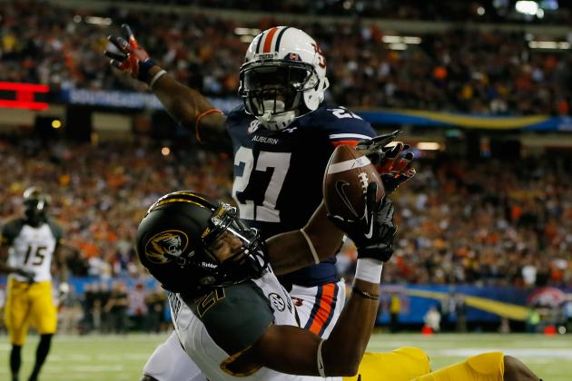 Malzahn: Auburn S Robenson Therezie Faces Eligibility Issue