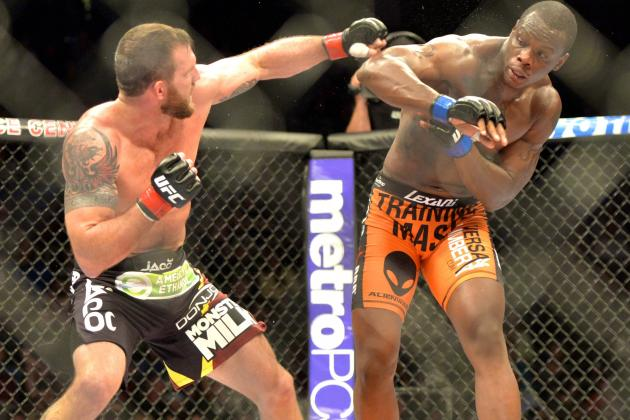 Ryan Bader's Win over Ovince Saint Preux Leaves Fans Asking the Tough Questions