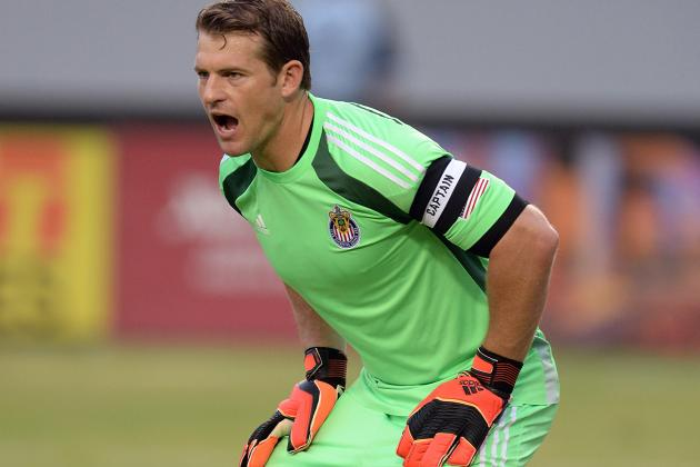 Dan Kennedy Extends All-Time Chivas USA Shutout Record