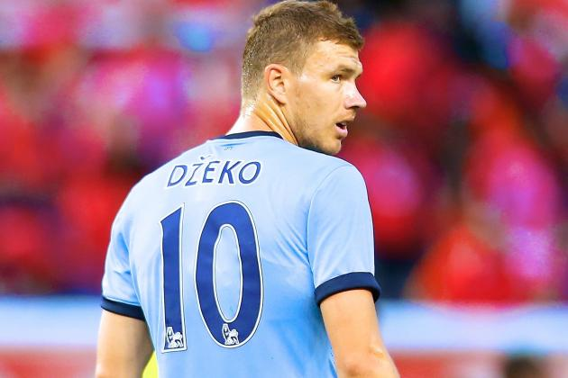 Manuel Pellegrini Says Edin Dzeko to Sign 5-Year Contract with Manchester City