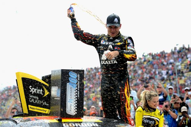 Sprint Cup Chase 2014: NASCAR Standings and Schedule After Pure Michigan 400