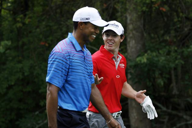 Expectations for Tiger Woods and Rory McIlroy on Jimmy Fallon's 'Tonight Show'