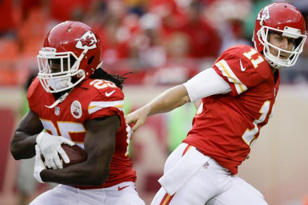 Jamaal Charles (Foot) out vs. Panthers