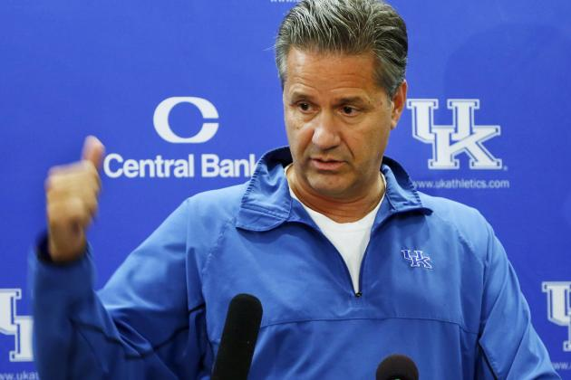 Calipari on UK's Loss in Bahamas Finale