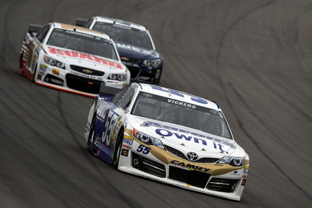 Dale Earnhardt Jr. Irks Denny Hamlin at Michigan