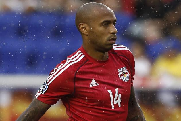 For Thierry Henry, MLS Move Came with Welcome Anonymity in NYC