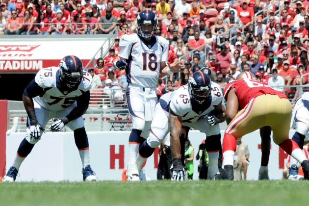 Broncos vs. 49ers: Score and Twitter Reaction from 2014 NFL Preseason