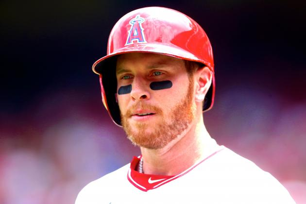 Mike Scioscia Says Josh Hamilton Isn't the Same Player He Was with Rangers