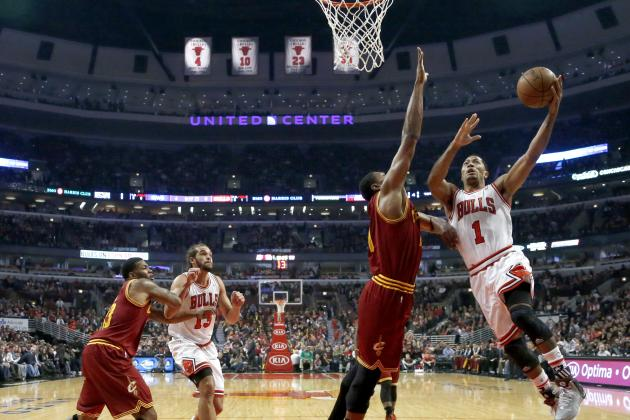 Chicago Bulls, Not Cleveland Cavs Are Eastern Conference Favorites