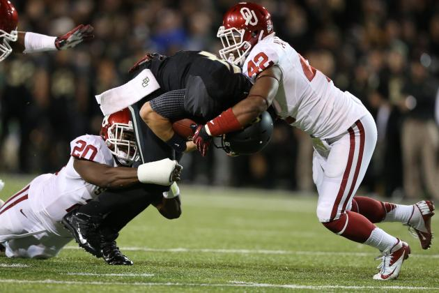 Oklahoma Football Notebook: Frank Shannon Hearing Set for Wednesday