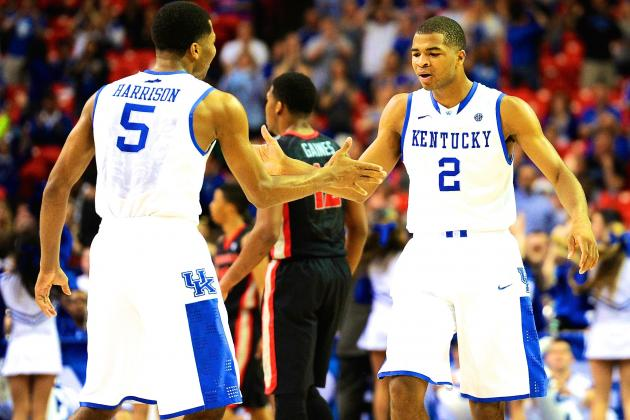 Will the 2014-15 Kentucky Wildcats Be the Next Historically Great CBB Team?