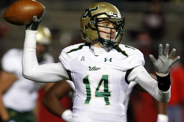 Report: USF Knows Which QB Will Start