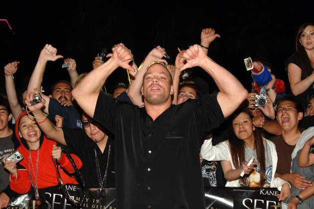 Cesaro vs. Rob Van Dam: Winner and Post-Match Reaction from WWE SummerSlam 2014
