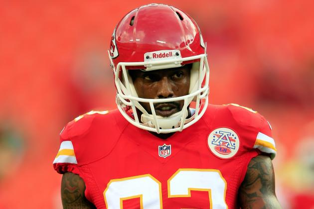 Dwayne Bowe Looking Good Early for Chiefs