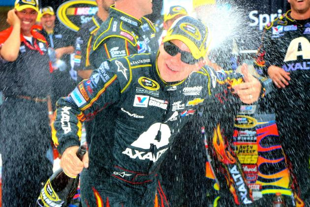Jeff Gordon Solidifies Status as 2014 Chase Favorite with Win at Michigan