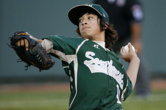 Little League World Series 2014: Day 5 Schedule and Bracket After Day 4 Results