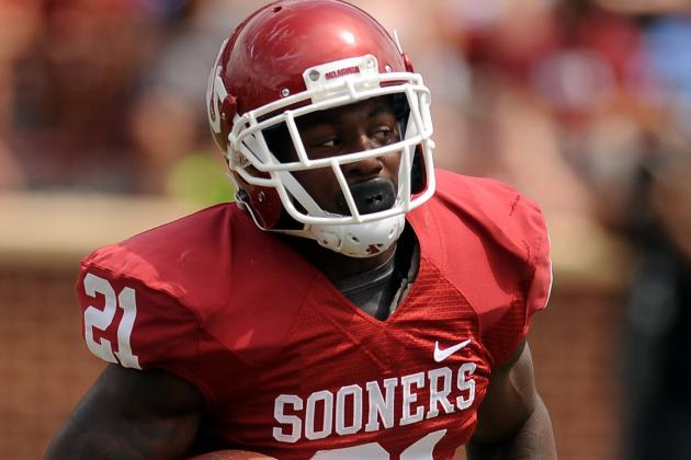 2014 Sooner Running Backs Are the Least-Experienced of the Bob Stoops Era