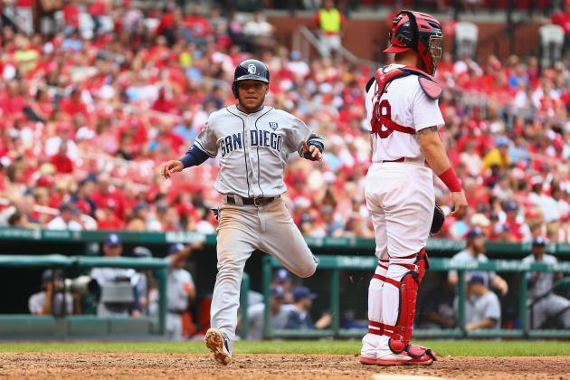Padres' Rally in 9th Comes Up Short vs. Cards