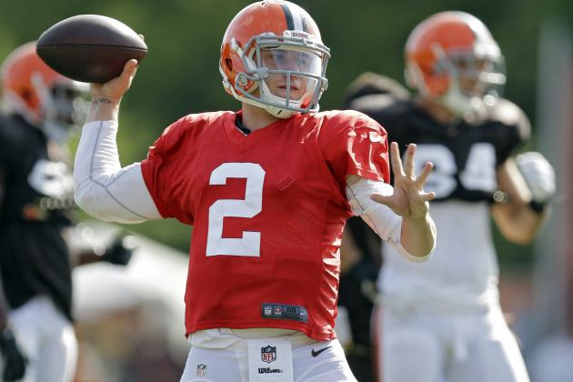 Johnny Manziel Is Perfect Late-Round Lottery Ticket in Fantasy Leagues