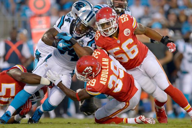 Newton, Stewart Lead Panthers Past Chiefs, 28-16
