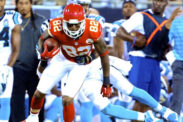 Resurgent Dwayne Bowe Is Weapon Chiefs Have Been Missing on Offense