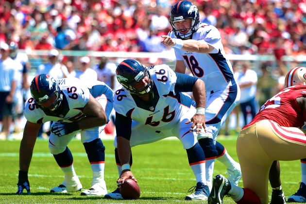 Peyton Manning's Continued Dominance Makes Broncos' RB Woes Nearly Irrelevant