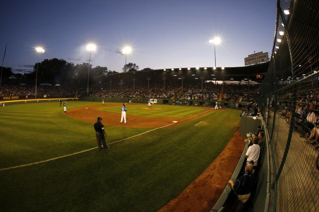 Little League World Series 2014: Day 5 Schedule, TV Info and Bracket Predictions