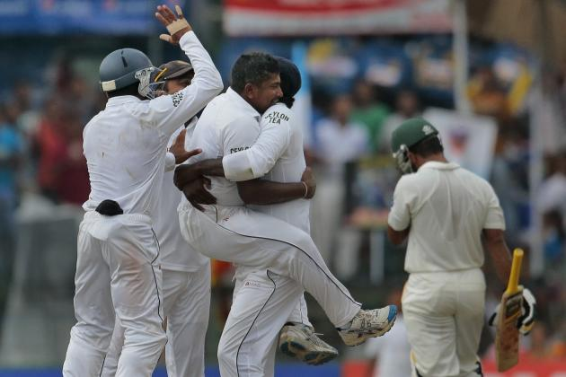 Sri Lanka vs. Pakistan, 2nd Test, Day 5: Highlights, Scorecard and Report