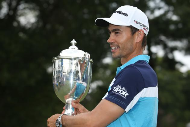 Wyndham Championship 2014: Daily Leaderboard Analysis, Highlights and More