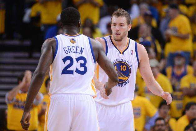 David Lee or Draymond Green: Who Should Be the Warriors' Starting Power Forward?