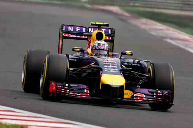 Red Bull Being Realistic When They Say No Win Is Possible Until Singapore GP