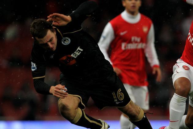 Wigan Reject Burnley Bid for McArthur