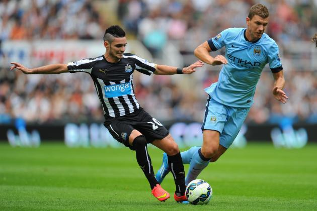 Film Focus: Tactical Review of Newcastle vs. Manchester City