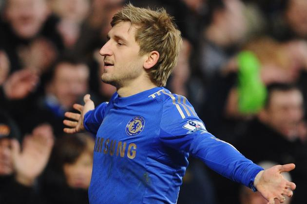 Marko Marin Will Not Play for Chelsea Again