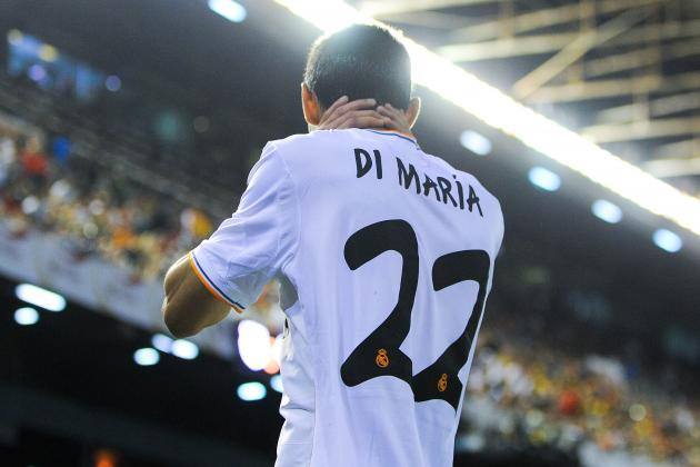 Why Real Madrid Should Accept Manchester United's Offer for Angel Di Maria